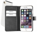 37184 Mobiparts Premium Wallet Case Apple iPhone 6/6S White