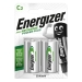 ENRC2500P2 Oplaadbare NiMH Batterij C 1.2 V Power Plus 2500 mAh 2-Blister