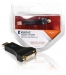 KNC37925E DisplayPort Adapter DisplayPort Male - DVI-I 24+5-Pins Female Antraciet