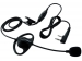 "KNWA044 Kenwood KHS29FW Boom Microphone with ""D"" Earpiece and PTT"