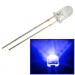 SYLED8002BE LED 5mm TRANSPARANT BLAUW