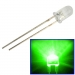 SYLED8002G LED 5mm TRANSPARANT GROEN