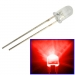 SYLED8002R LED 5mm TRANSPARANT ROOD
