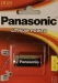 VCCR123PAN Panasonic CR123 batterij 3V Lithium