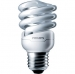 BK25365 Philips Tornado spiral 12W warm wit E27