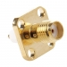 SYPC3626 Gold Plated Chassis SMA Female