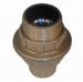 TR1071225 Fitting brons E14 borst + ring
